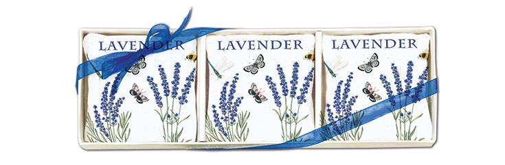 Gift Boxed Lavender Sachets