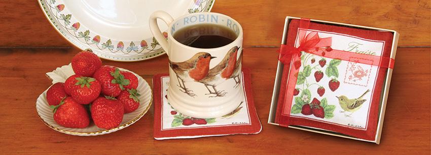 Mug Mats - Gift Boxed