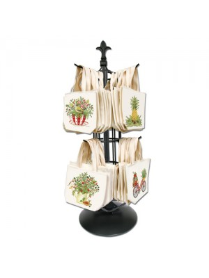 Gift Tote Tabletop Spinner Display 1800X
