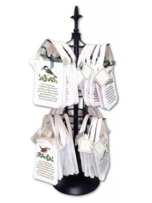 Seed & Feed Bag Package with Discounted Spinner Display TD-K