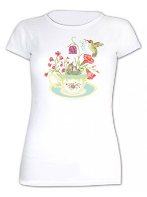 Ladies T-Shirt 476