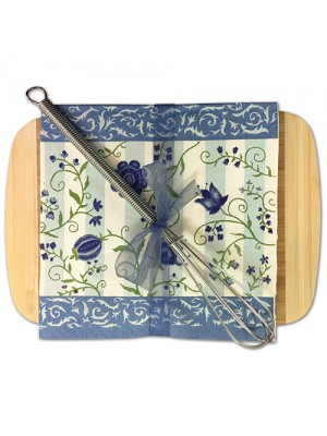 Cutting Board with Cocktail Napkins 35-41B