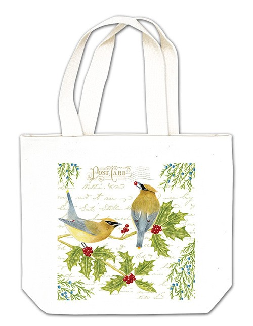 Gift Totes With Holiday Inspired Themes Alice S Cottage