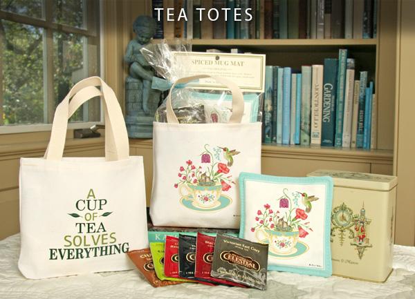 Tea Totes